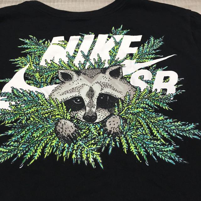 Nike SB浣熊s號