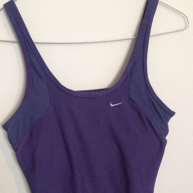 Nike Vintage Work Out Gym Top