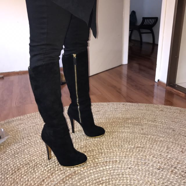 Nine West Knee High Boots