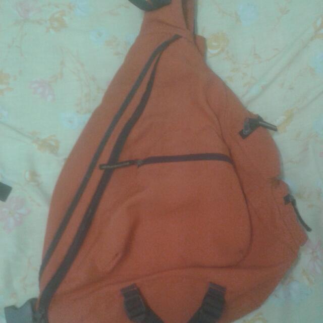 Orig GAP body Bag Orange