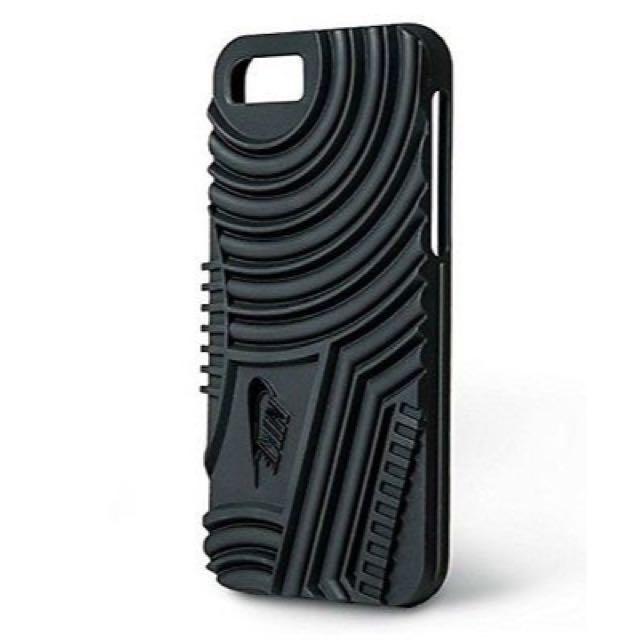 new arrival e3a7b dfe85 Original Nike Air Force 1 Black iPhone 7 Case