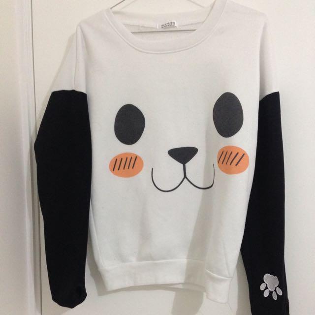 Panda Sweater / Jumper