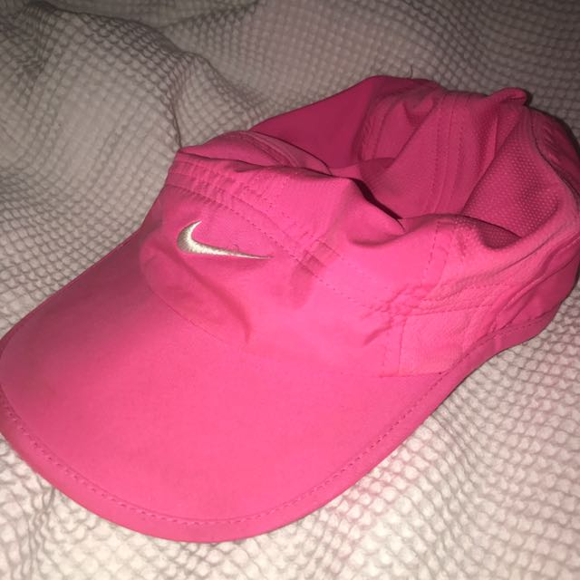 Pink Nike Dri-Fit Hat