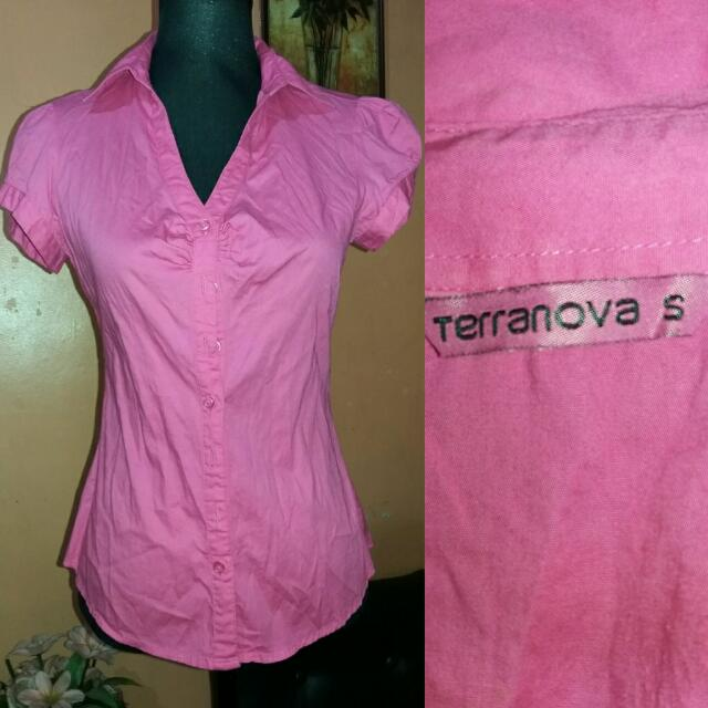 Preloved Authentic Terranova Hot Pink