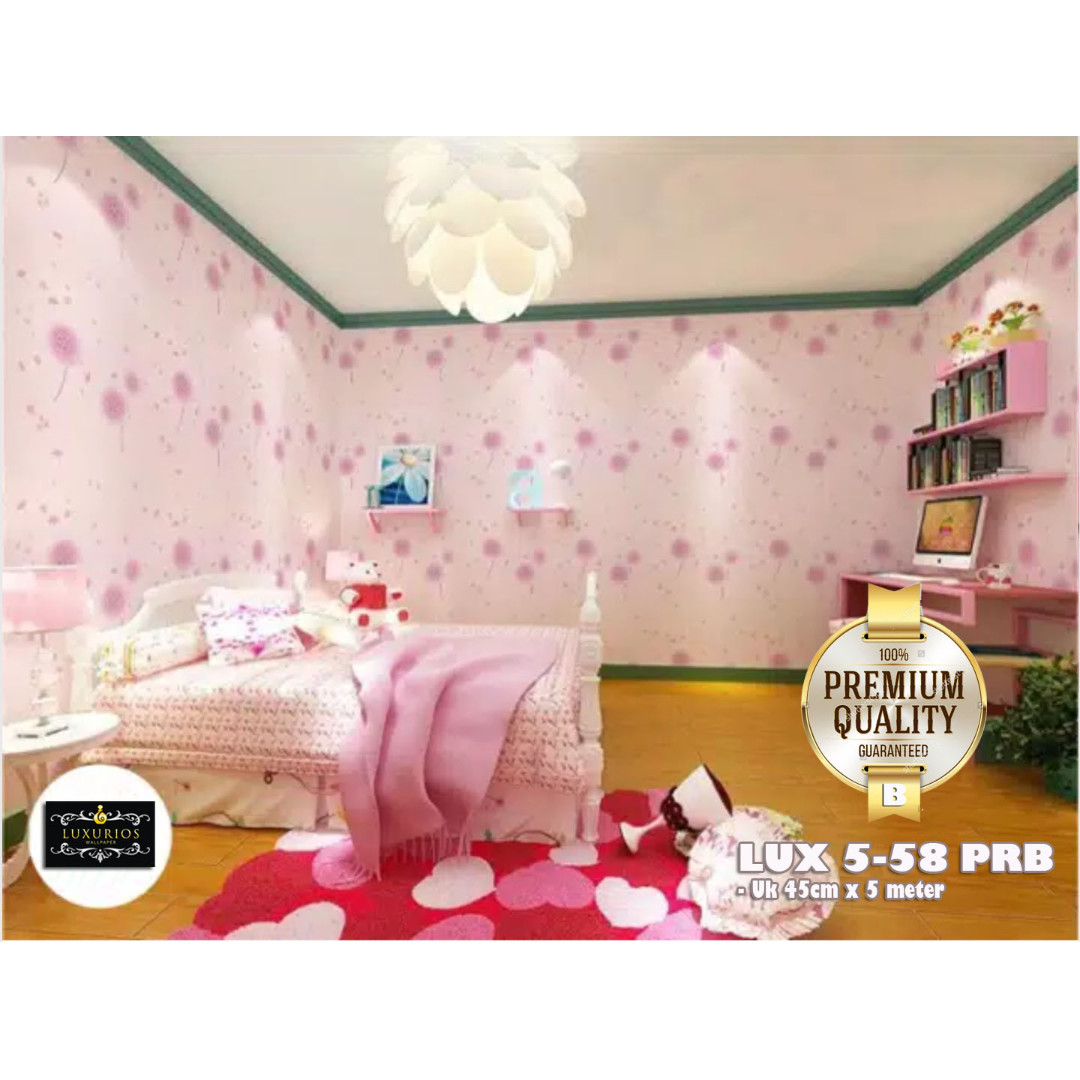 Premium Quality Luxurious Wallpaper Lux 5 58 Prb Perabotan Rumah 22 Sticker Di Carousell