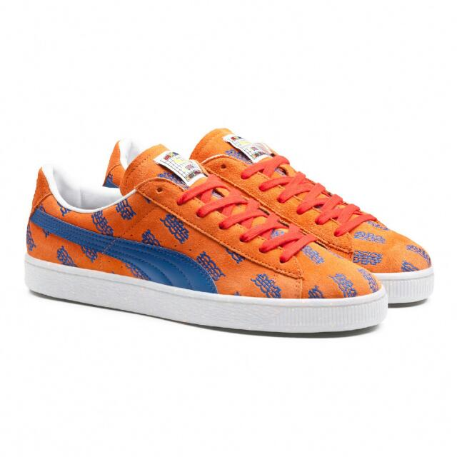newest collection 12f1b d3161 Puma Basket x Dee & Ricky - Surf The Web