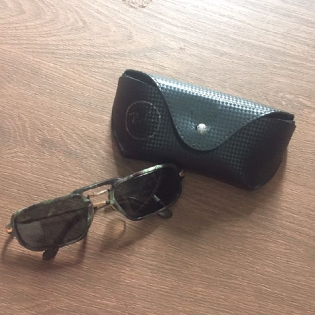 Ray Ban Active Lifestyle ( Rare Item! )