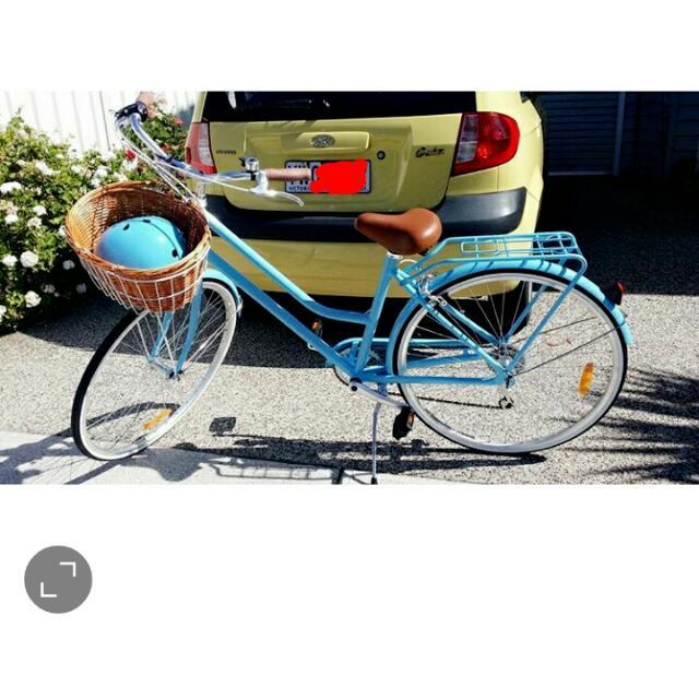 Reid Vintage Bicycle