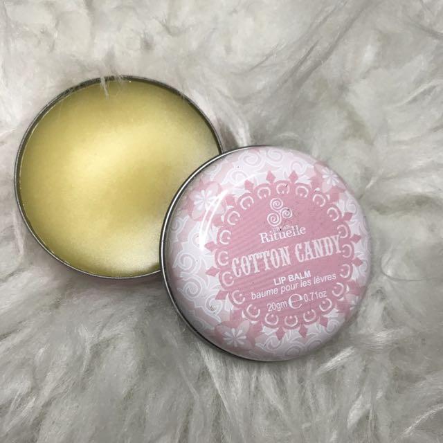 Rituelle Cotton Candy Lipbalm