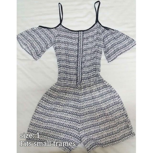 Romper (Used Once)