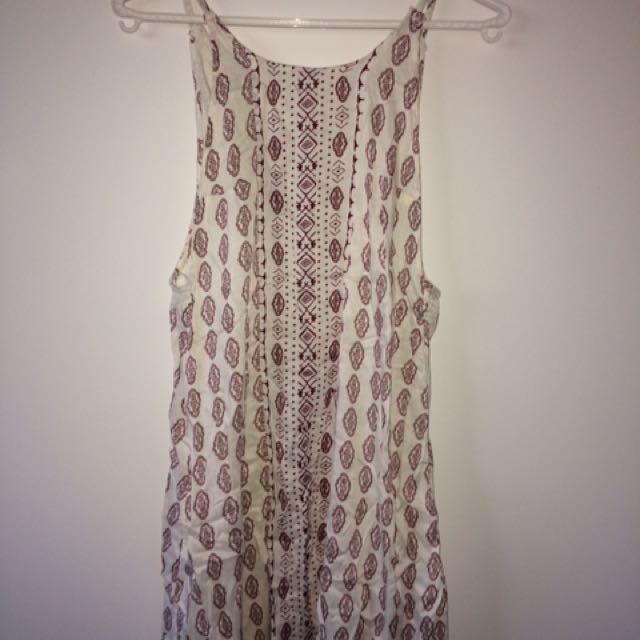 Roxy Bohemian Summer Dress