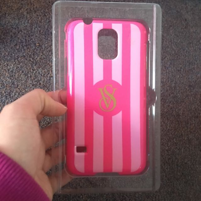 Samsung Galaxy 5 Victoria's Secret Phone Case