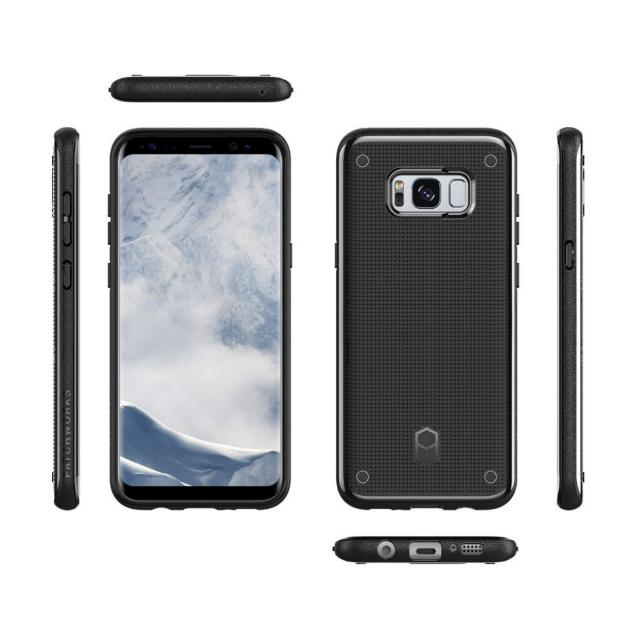 get cheap f0d10 53254 Patchworks Samsung Galaxy S8/S8 Plus, Flexguard Case in BLACK ONLY