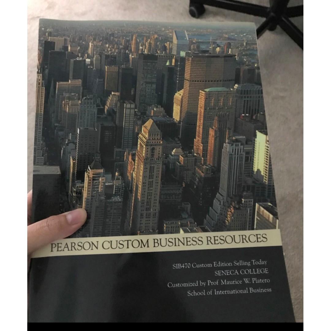 seneca business textbook
