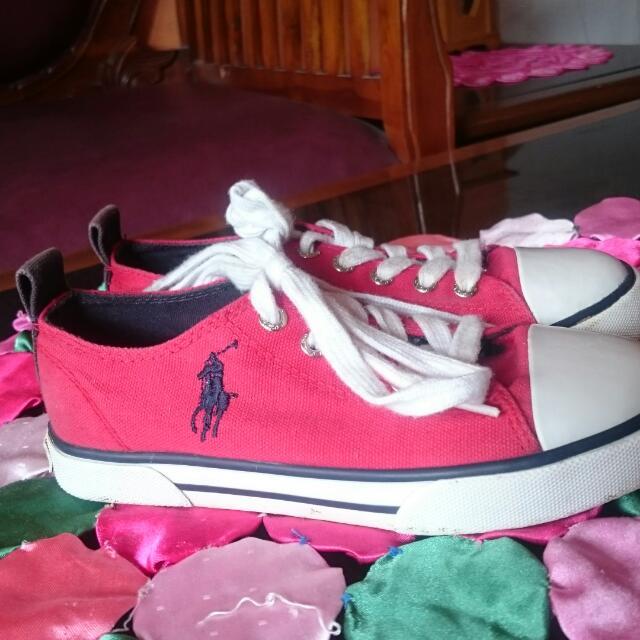 Sepatu POLO Kids