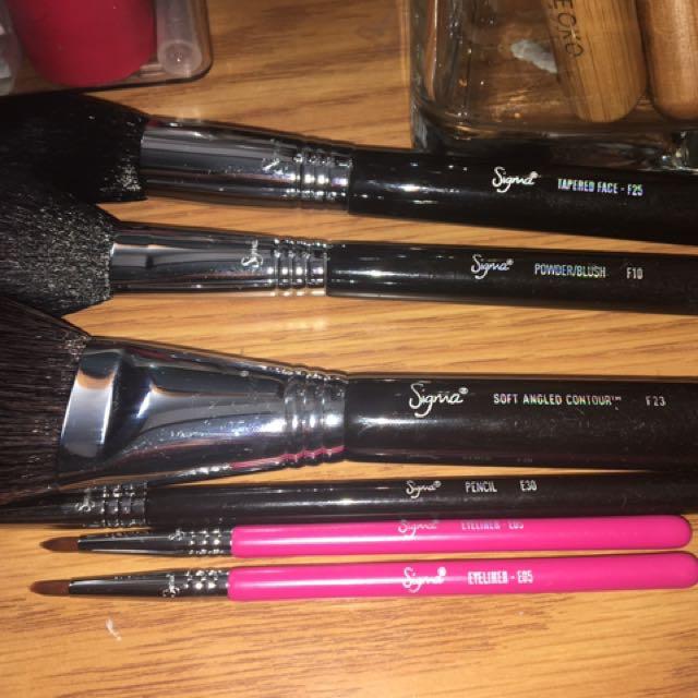 Sigma Brushes!