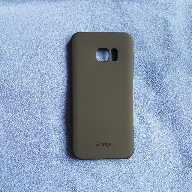 Silicon Case For Samsung Galaxy S7 edge