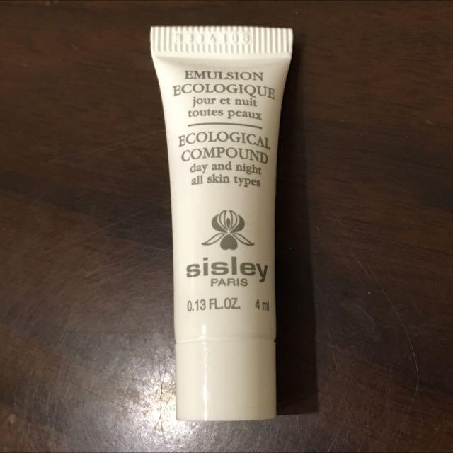 (價錢含運)Sisley 全年乳液4ml