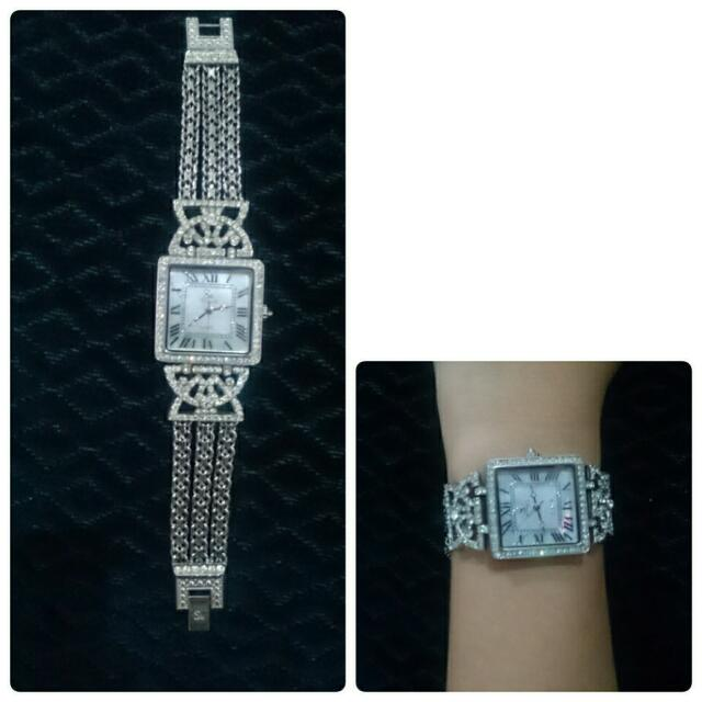 SK Time Watch Crystal
