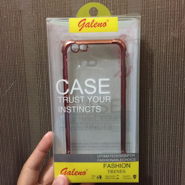 SOFTCASE IPHONE 6