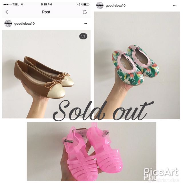 Sold Out Item
