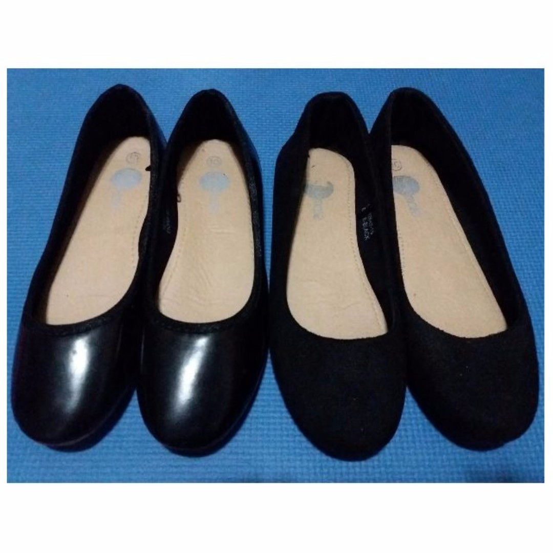 Solemate Black Shoes for Take all