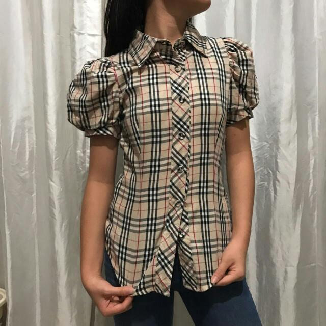 Solemio Pattern Blouse