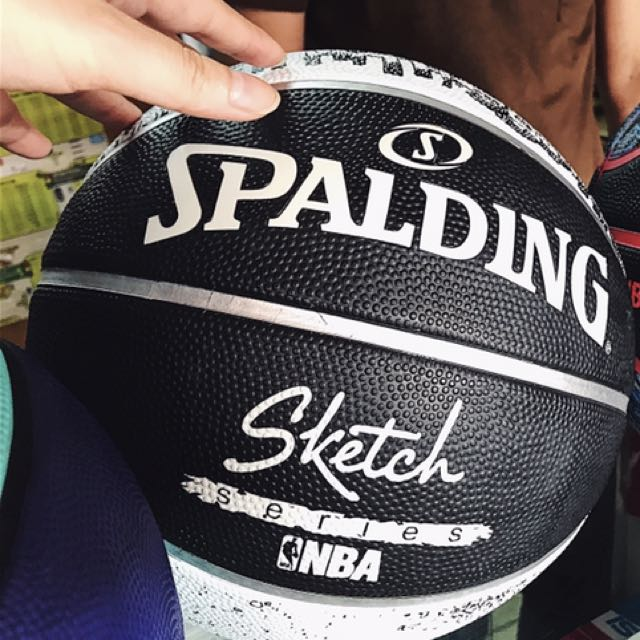 Spalding NBA SKETCH Series