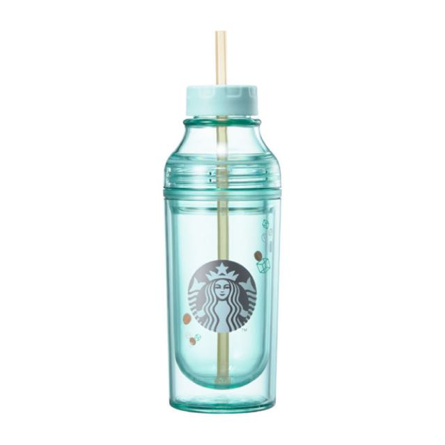 Starbucks Korea Mint Cube Lena Coldcup Tumblee