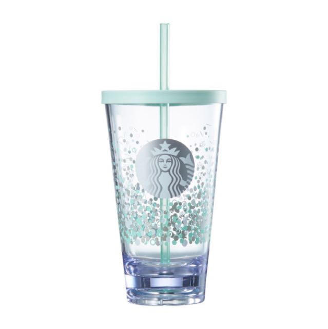 Starbucks Korea Mint Splash Cold Cup
