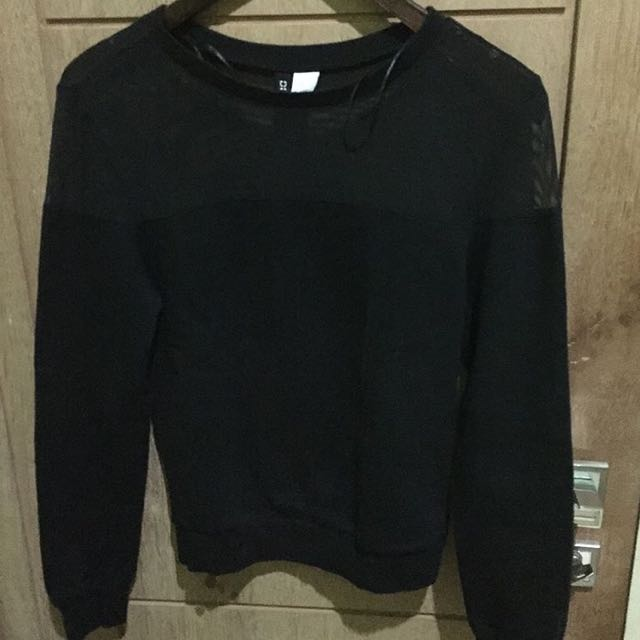 sweatshirt divided by h&m
