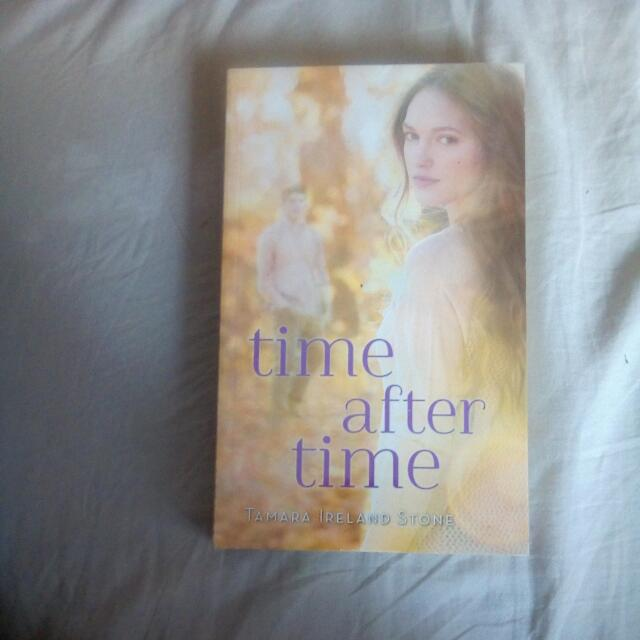 Time After Time PB by Tamara Ireland Stone