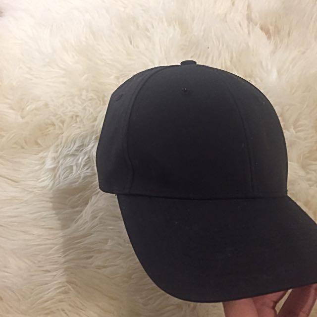 TNA Aritzia Black Cap Hat