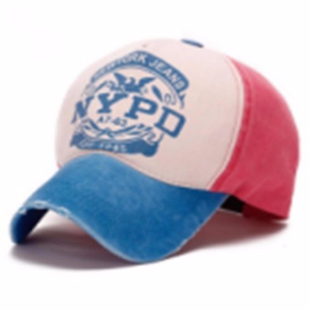 Topi Baseball Snapback NYPD Sport Fashion
