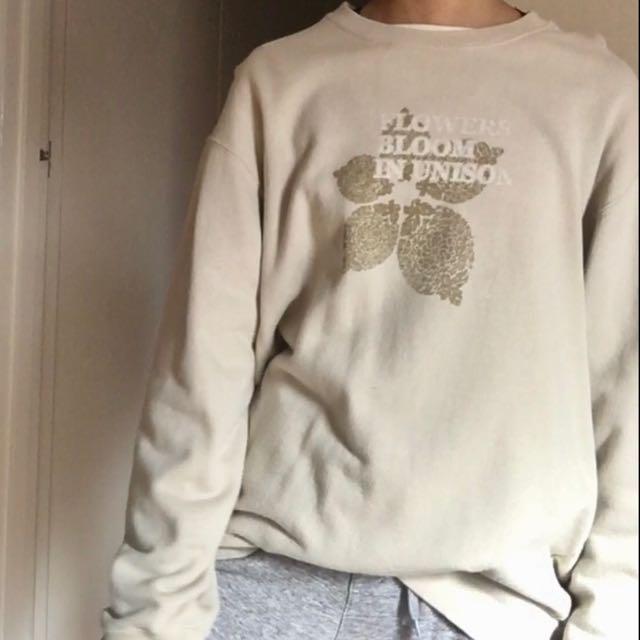 Vintage Sweatshirt Jumper