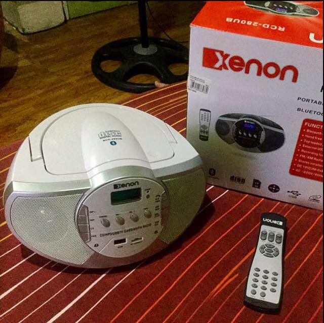 Xenon CD Player