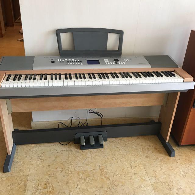 Yamaha Portable Grand DGX 630, Music & Media, Music