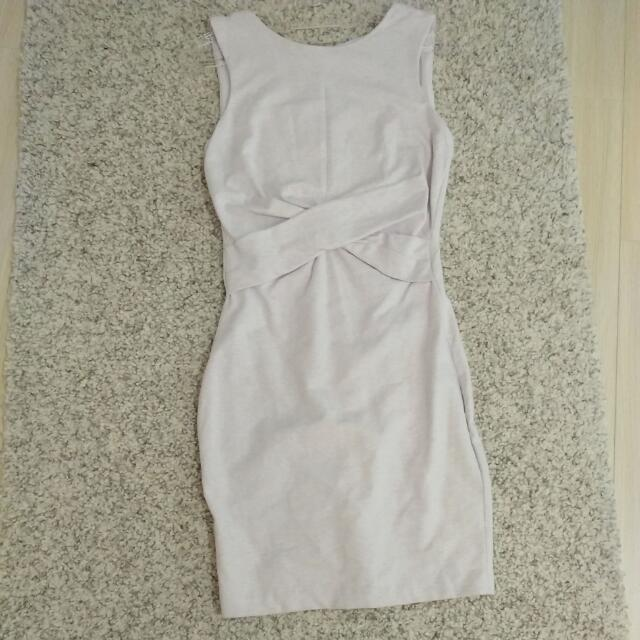 Zara Drapery Dress