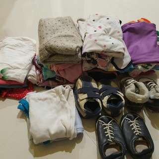 BLESSING- 3 To 4 Year Old Home Clothing For Girls- RESERVED