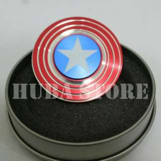 Fidget Spinner Captain America Shield Marvel Premiu.