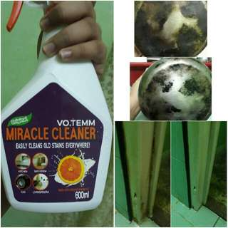 Vo.temm Miracle CLeaner