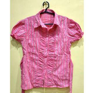 Pink Casual Top ❤