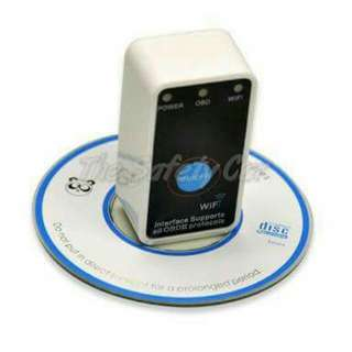 OBD2 Onboard Diagnostic Module (Wifi And Bluetooth)