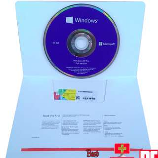Windows 10 Profesional 64 Bit (ORIGINAL)