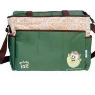 Looney Tunes Diaper Bag