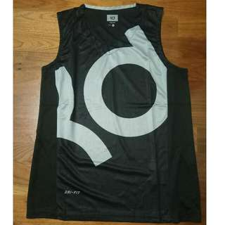 NEW KD Jersey Basketball Dry-Fit 球衣
