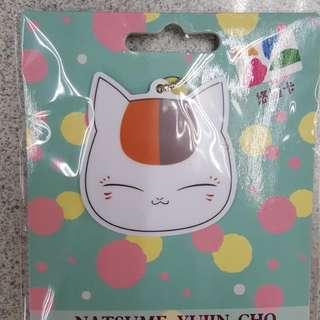 貨到付款。【現貨】夏目友人帳悠遊卡 貓悠遊卡 耳機防塵塞
