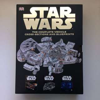 Star Wars Collectors Blueprints Set