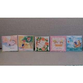 精緻 小卡系 Cards (5張)