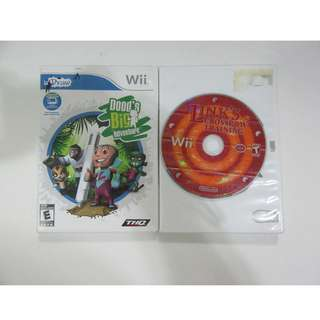 Mixed Wii Games for only $5 each